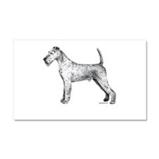 Irish Terrier Car Magnet 20 x 12