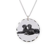 Portuguese Water Dogs Necklace
