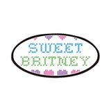 Sweet BRITNEY Patches