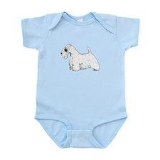 Sealyham Terrier Infant Bodysuit