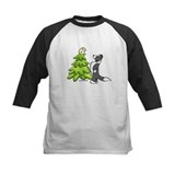 Border Collie Christmas Tee