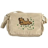 SCWT shamrock Jump Messenger Bag