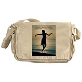 You Can Dance Messenger Bag
