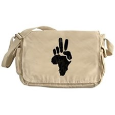 African Peace Messenger Bag