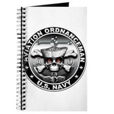 USN Aviation Ordnanceman Skul Journal