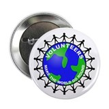 "Volunteers Make the World Go 2.25"" Button (10 pack"