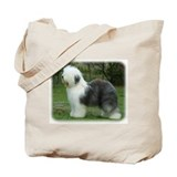 Old English Sheepdog 9F054D-18 Tote Bag