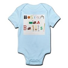 Cool Boston red sox Infant Bodysuit