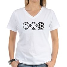 Eat Sleep Soccer Shirt