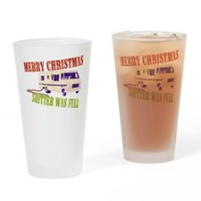 Shitter Was Full Drinking Glass