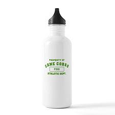 Customizable Cane Corso Water Bottle