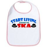 Start Living - Ska Bib