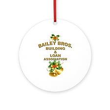 Bailey Bros Ornament (Round)