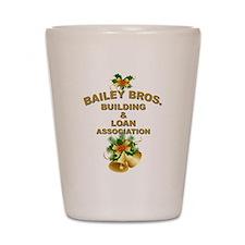 Bailey Bros Shot Glass