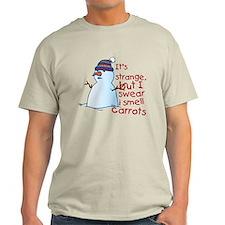 Smell Carrots T-Shirt
