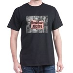 Coral Court Motel Black T-Shirt