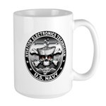 USN Aviation Electronics Tech Large Mug