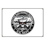 USN Aviation Electronics Tech Banner