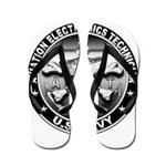 USN Aviation Electronics Tech Flip Flops