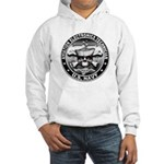 USN Aviation Electronics Tech Hooded Sweatshirt
