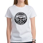 USN Aviation Electronics Tech Women's T-Shirt