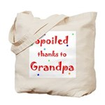 Grandfather Tote Bag