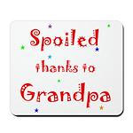 Grandfather Mousepad