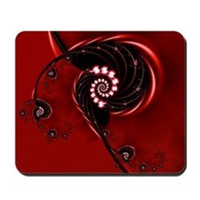 """Heirloom"" Fractal Art Mousepad"