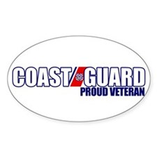 USCG Veteran Decal