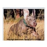 Weimaraner Wall Calendars