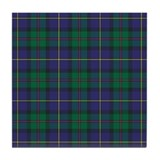 Tartan - MacLeod Tile Coaster