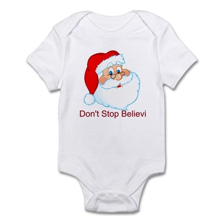 Don't Stop Believin' Infant Bodysuit