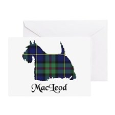 Terrier - MacLeod Greeting Card