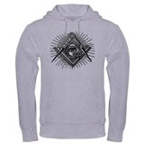 Masonic Eye Jumper Hoody