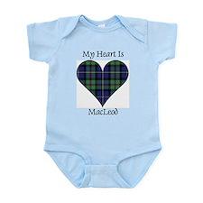 Heart - MacLeod Infant Bodysuit