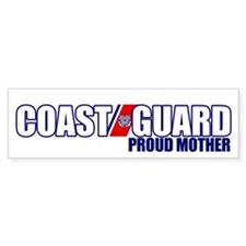 USCG Mother Sticker (Bumper)