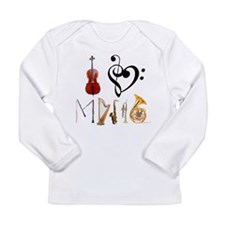 I3Musicblack Long Sleeve T-Shirt