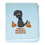 Agility Lab baby blanket