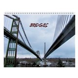 Modern Bridges, Wall Calendar