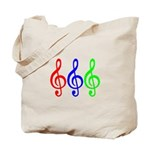 MUSIC V Tote Bag