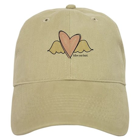 follow your heart Cap