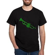 Green Trumpet T-Shirt