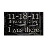 11-18-11 I Was There Breaking 38.5 x 24.5 Wall Pee