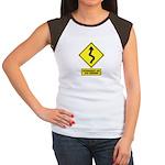 An Arrow Women's Cap Sleeve T-Shirt