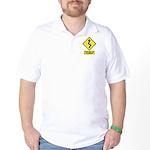 An Arrow Golf Shirt
