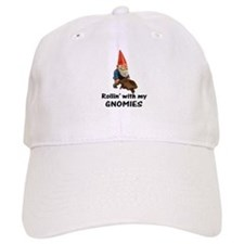 Rollin' With Gnomies Baseball Cap