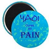 Yaoi Cures All Pain! Magnet