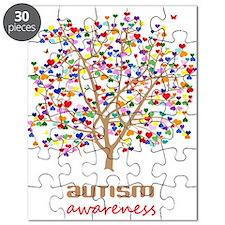 Tree of Autism Puzzle