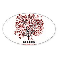 AIDS Awareness Decal