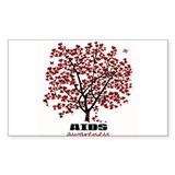 AIDS Awareness Decal